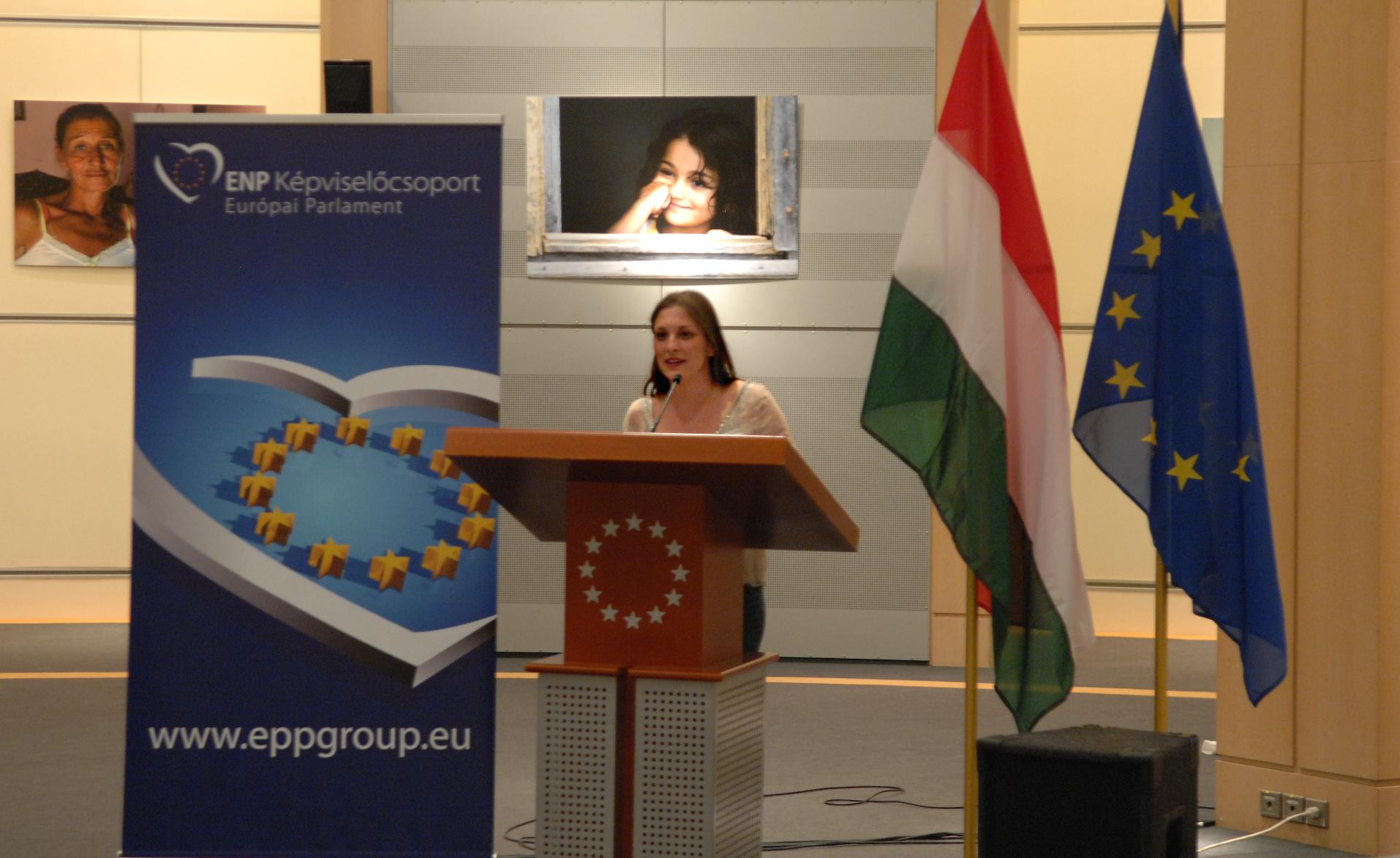 MEP Lívia Járóka Opening remarks