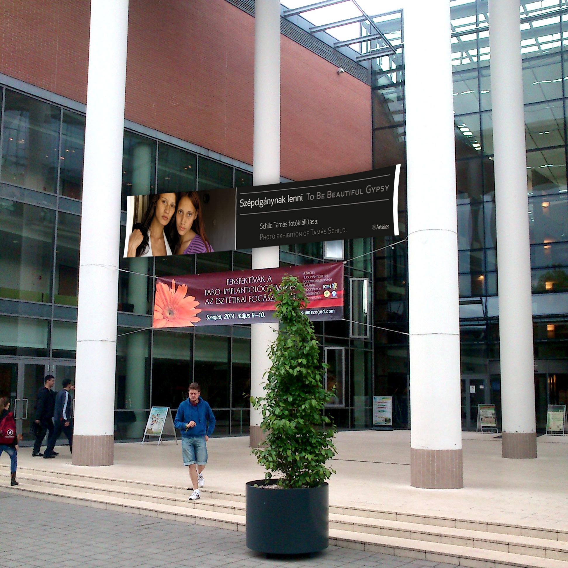 Szeged University, TIK expo